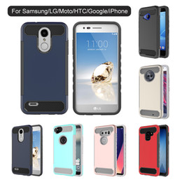 Wholesale Iphone Case Life - For LG LV3 V30 HTC U11 life Phone Cases Hybrid Shockproof Cellphone Back Cover Case for Samsung A8 Moto X4 Google Pixel 2