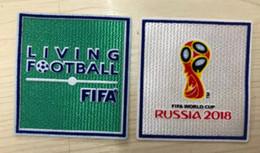 Ensemble de patchs pour la coupe du monde 2018 2018 approuvé ? partir de fabricateur