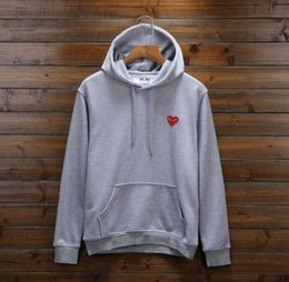 Wholesale Women S Classic Clothing - Europe tide brand classic Hoodie and hearts of young students of sports and leisure clothing