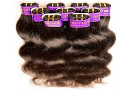 Wholesale cheap black hair dye - hair factory clearance wholesale cheap 5a peruvian human hair extensions weave bundle body wave 1kg 20pieces lot natural black color 50g pcs