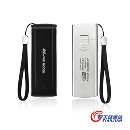 Wholesale 4g Modems - 4G Wifi Router USB Wireless Modem with SIM Card Slot
