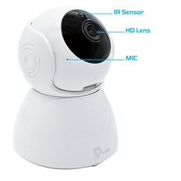 wifi wi-fi vidéo moniteur vidéo Promotion CCTV H.265 WiFi IP Caméra HD 1080 P Mini Sans Fil Vidéo Moniteur de Bébé P2P Sécurité Intérieure Smart ip caméra IR Vision Nocturne caméra