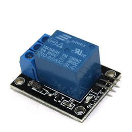Wholesale relay arduino - KY-019 5V One 1 Channel Relay Module Board Shield For PIC AVR DSP ARM for arduino Relay