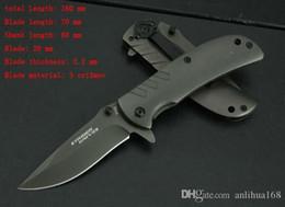 facas de bolso boker atacado Desconto 4styles strider 313B pequeno modelo318 faca dobrável DA44Boker DA33 bolso faca dobrável ferramentas EDC faca de frutas ferramentas de sobrevivência preço de atacado