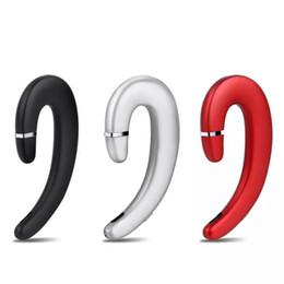 2019 auriculares inalámbricos para sony móvil 2018 el más nuevo auricular ET2 bluetooth con micrófono inalámbrico sin tapones para los oídos auriculares de conducción ósea coloridos auriculares para teléfono móvil rebajas auriculares inalámbricos para sony móvil