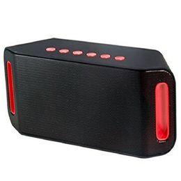 Yüksek Kaliteli S204 Kablosuz Hoparlör Mini Taşınabilir Açık Kart FM Radyo Ses Yüksek Güç Çift Subwoofer Bluetooth Hoparlörler Iyi Ses nereden