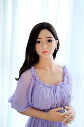 Wholesale Sex Men Picture - Real pictures and video Japanese Full silicone sex doll toys realistic big breast and Ass For Men