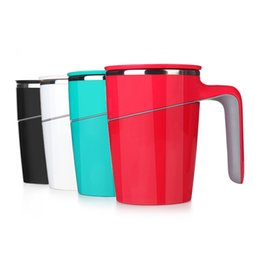 Wholesale pour home - Tumbler Mighty Mug Magic Sucker With Innovative Push Not Pour Easily Take Water Office  Home Cup New