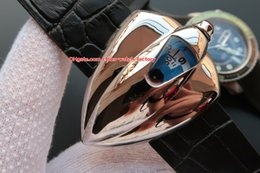 Wholesale brown vs black - 6 Color Luxury Best Quality Watch VS De Bethune Dream Watch 5 Titanium Star Trek Leather Swiss CAL.9015 Movemen Automatic Mens Watch Watches