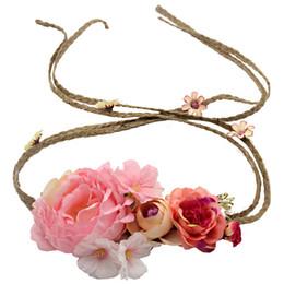 Romantik Düğün Vine Tiara Gelin Kafa Zincir Inci Gelin Saç Süsler Saç Takı Aksesuarları Tiara De Novia cheap pearl head chain wedding nereden inci baş zinciri düğün tedarikçiler