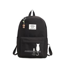 Wholesale female computer bags - Brand Large Fashion Laptop Bag Kanken Women Backpack Lady School Backpacks Girl Casual Schoolbag Female Mochila Multifunctional