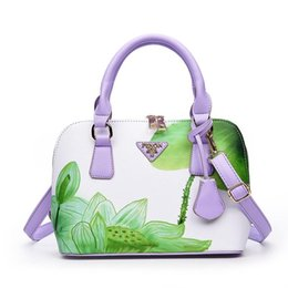 Wholesale Quality Landscape - Women Fashion Totes Wholesale Ladies Classic Hot PU Leather Handbags High Quality Fashion Shells Package Printing Package