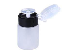 frascos de dispensador de perfume Desconto Recarregáveis Garrafas de perfume vaporizador recipientes cosméticos vazios Dispensador de Garrafas Garrafa Nail Art Acetona polonês garrafa
