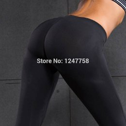 see leggings Coupons - Sexy Hips Women Mid-Rise Leggings Lingerie Flare Leg Trousers Semi See Through Sheer Middle pants