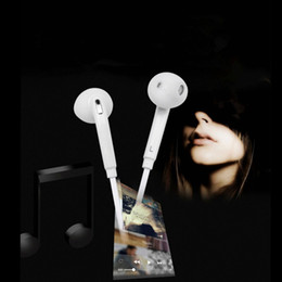 2019 samsung galaxy s6 earbuds Auriculares con cable Auriculares deportivos de moda Audífonos de alta calidad para Samsung Galaxy S6 S7 Android de OPP Bag HFSG rebajas samsung galaxy s6 earbuds