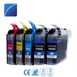 Canada Cartouches d'encre ZH 5 PCS LC223 2BK Compatible avec les imprimantes Brother MFC-J5625DW J5720DW DCP-J4120DW MFC-J4420DW J4620DW J4625DW Offre