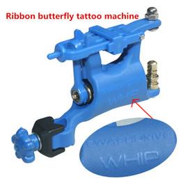 Wholesale Swashdrive Tattoo Machines - Hot Sale Tattoo Machine Super SWASHDRIVE Butterfly Rotary Tattoo Machine Gun Tattoo 4 color Kits Supply 0206006