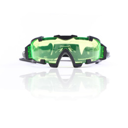 Wholesale vision safety glasses - High Quality Clout Goggles Night Vision Of Children Glasses Protect The Eyes Cool Lighting Safety Goggle Camping Equipment 25zj iiWW