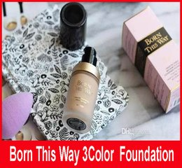 Wholesale Powder Delivery - Dropshipping hot new PCS Factory direct concealer new concealer toofaced BORN THIS WAY liquid foundation free delivery