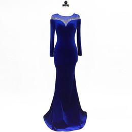 De luxe Noir Long Sirène Robes De Soirée ? partir de fabricateur