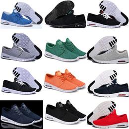buy popular 139e6 0a367 Vendita a buon mercato SB Stefan Janoski Scarpe da corsa scarpe per donna  uomo, di alta qualità sportivo atletico scarpe da ginnastica sneakers  taglia 36-45 ...
