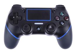 цельный USB проводные контроллеры геймпады для PS4 игровой контроллер вибрации проводной джойстик для PlayStation 4 консоли геймеров не беспроводной от