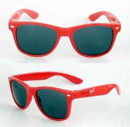 ce occhiali da sole Sconti Offerta speciale regali promozionali occhiali da sole in stile europeo e colori americani possono essere multiuso stampato LOGO contenente Vu 400 FDA CE