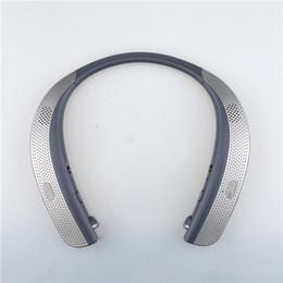 2019 lg tone drahtlos HBS W120 Bluetooth Drahtlose Kopfhörer Top Qualität CSR 4,1 Nackenbügel Sport Kopfhörer Headsets Mit Mikrofon Lautsprecher Neueste Ankunft Für LG TONE günstig lg tone drahtlos