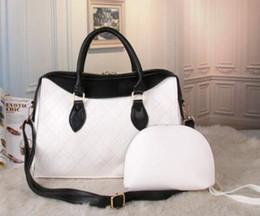 2018 styles Handbag Famous Designer Brand Name Fashion Leather Handbags  Women Tote Shoulder Bags Lady Leather Handbags Bags purse c1889 9f59e6a982de8