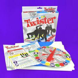 Jeu de société pour adultes tordent la musique twister accessoires de jeu multijoueur fête jeu interactif parent-enfant jouet ? partir de fabricateur