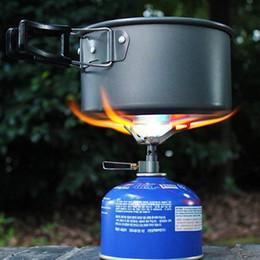 Brûleur de poche en Ligne-BRS 25g Mini poche Brûleur à gaz pliant en alliage de titane monobloc BRS3000 t 2700W
