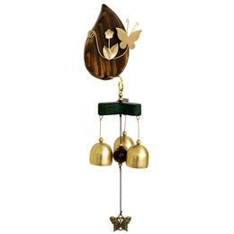 Wholesale Wedding Bags China - Creative Bird Nest Wind Chime For Home Yard Decoration Aeolian Bells Luxury Design Fashion Fun Decoration Hot Sale 20xm Z