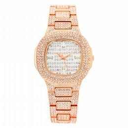 Wholesale Shockproof Watches - Miss Fox Women's Luxury Wristwatches Diamond Silver Casual Party Watch Waterproof Shockproof Stainless Steel Female Quartz Watch