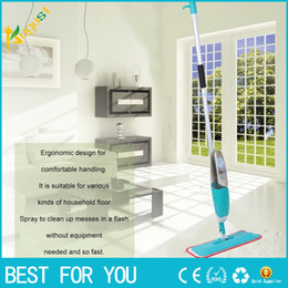 Wholesale Plastic Spray Cleaner - New Environmental Water Home Used Spray Mop For Various Kinds Of Floor Cleaning Tool