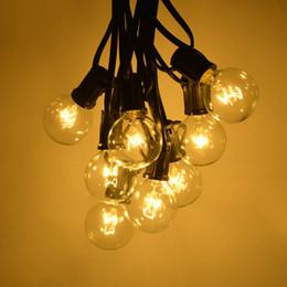 Home Trustful 25pcs Vintage Edison Umbrella Lights String Incandescent Bulb 110v 220v 7.6m Indoor Outdoor For Garden Christmas Decoration Lamp