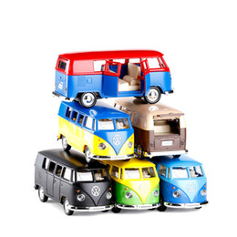 Wholesale Toy Car Model Buses - Alloy Car Model Toy, Mini Bussiness Car with Pull-back, High Simulation,Various Colors,for Anniversary,Party Kid' Birthday' Gift, Collecting