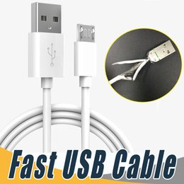 Wholesale Iphone Usb Sync - 1M 1.5M Micro USB Cable Type C Charging Data Sync High Speed Cord For Samsung