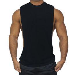 camisa do tanque do tigre Desconto 2017 verão mens tanktops musculação clothing longarina regatas homens aptidão sem mangas coon camisola colete camisola nova