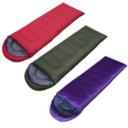 Конверты, спальные мешки, весна, лето, осень, на открытом воздухе располагаясь лагерем взрослые спальные мешки от Поставщики весенний рюкзак