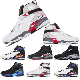 daaaf45eff46 Mens sneakers JUMPMAN 8 Basketball Shoes 8s Countdown Pack 23 shoes VIII  playoffs Aqua Chrome women Sports Designer Shoes trainers size 7-13