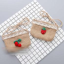 borsa di disegno della nuova ragazza Sconti NUOVA Ins Euro Fashion Girl Lolita Style Bambina fibra di seta Design Princess Borse in cotone per bambini Bambino Satchel di alta qualità