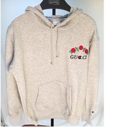 Norme de qualité de conception en Ligne-Vente discount discount de haute qualité design hoodies garçon femme marque sweat design hba100% coton pull veste européenne américaine 0ll hommes
