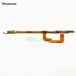 Wholesale Testing Flex - For Nokia Lumia 925 Power Button N925 Volume Control Key Flex Cable Ribbon FPC High Quality Tested