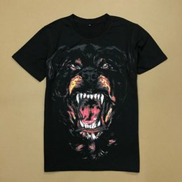 bf6d9febbef3 t shirts famous men Coupons - Fashion Animal Print Famous Luxury Brand Tee  T Shirts for
