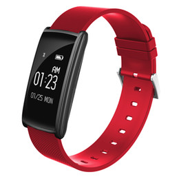 Smar Sport Correa Reloj Pulsera Banda Monitor de Ritmo Cardíaco Accesorios de Muñeca de Silicona Rastreador de Fitness Muñequera Presión Arterial desde fabricantes