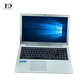 intel cpu cores Promo Codes - Type-c 15.6 Inch Backlit Keyboard ultrabook 6th Gen CPU i5 6200U dual core windows10 Intel HD Graphics 520 laptop 8G RAM 1TB SSD
