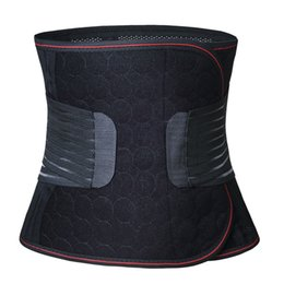 Wholesale Tummy Shapers For Women - Waist Trainer Corset For Women Shapers Weight Loss Plus Stomach Tummy Slimming Sheath Belly Belt Band Postpartum Belly Binding