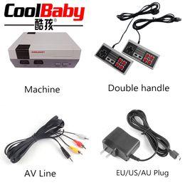 Wholesale Mini console de jeu de télévision classique Jeux Système de divertissement à domicile pour console de jeu vidéo rétro NES