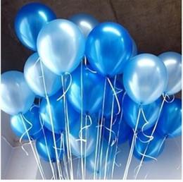 grande stella di natale illuminata Sconti 100 pezzi da 10 pollici palloncini in lattice di perle palle d'aria festa di compleanno ballons decorazione di nozze palloncino elio per feste