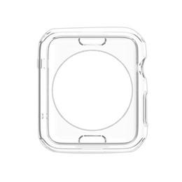 Argentina Protector de pantalla de la caja protectora de 38mm \ u002F42mm TPU para Apple Watch iWatch Series 3 2 1 Suministro
